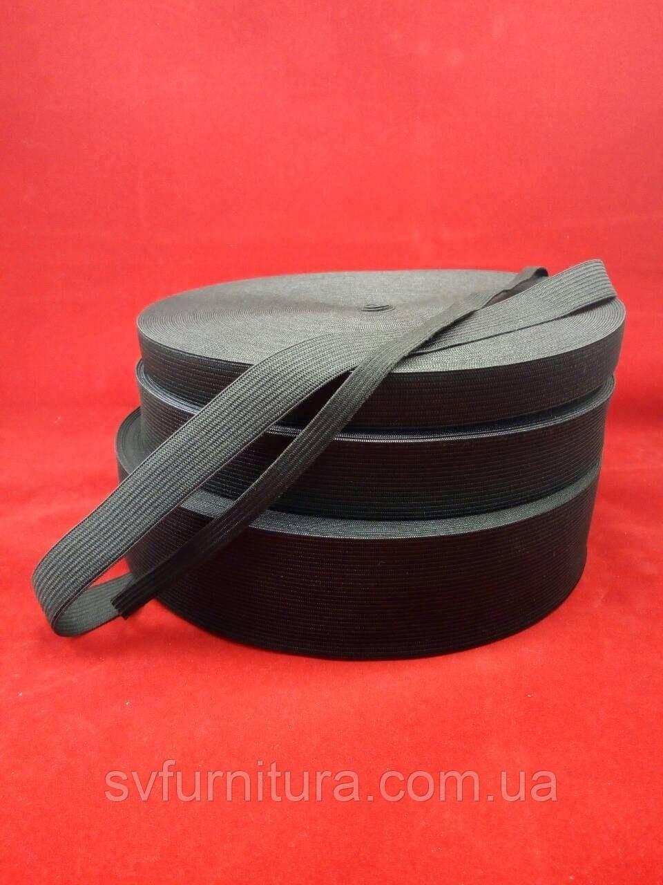 Резинка 5,0 см 1 сорт черный