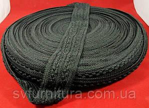 Гумка ажурна 5 см А5 чорний
