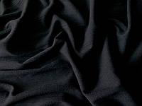 Лен-стрейч черный (арт. 1416)