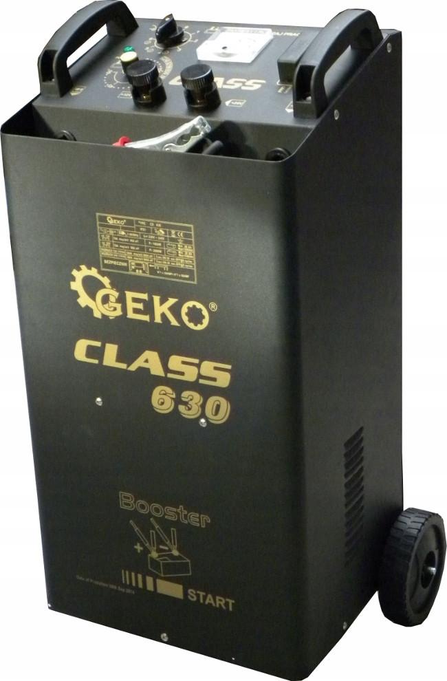 Пуско-зарядное устройство Class 630 GEKO G80026