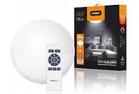 LED светильник функциональный круглый VIDEX VL-CLSRJ-60 white