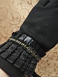 Трикотаж женские перчатки /Перчатки женские Эластичный(только ОПТ), фото 2