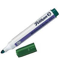 Маркер для белой доски Pelikan 409F 2мм зеленый (947804)