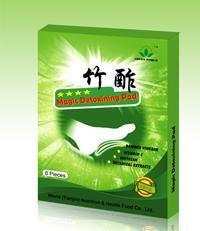 Пластыри для стоп Цзу Пу обезболивающие, детокс Green World