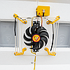 Инкубатор автоматический Теплуша Люкс 72 Тэновый с Влагомером, фото 9