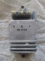 Коммутатор 90.3734   Волга, ГАЗ 53, УАЗ , фото 1
