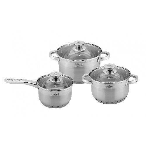 Набор посуды MAXMARK MK-3506D (6 пр.)