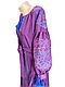 """Женское вышитое платье """"Велис"""" PU-0025, фото 2"""