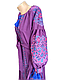 """Жіноче вишите плаття """"Веліс"""" (Женское вышитое платье """"Велис"""") PU-0025, фото 2"""