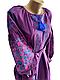 """Женское вышитое платье """"Велис"""" PU-0025, фото 4"""