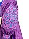 """Женское вышитое платье """"Велис"""" PU-0025, фото 5"""