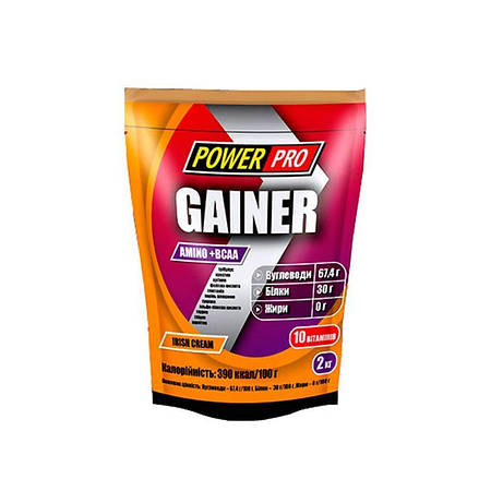Power Pro Gainer 30% 2 кг