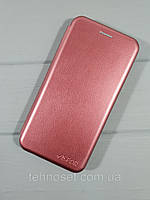 Чохол-книжка Aspor Leather case for Phone Samsung J8 (J810) (Бордовий), фото 1