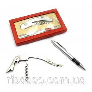 Ручка со штопором набор 17х9х2 см MH974 24627