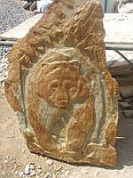 """Картина на камне """" Гризли"""", фото 1"""