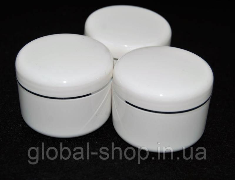 Баночка пустая для жидкостей ,материалов для ногтей  30 мл (шт.), 5 видов
