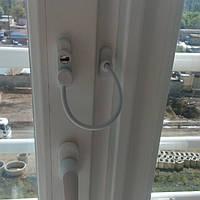 Защита на окна от выпадения детей Penkid CABLE с тросиком