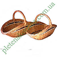 Набор корзин для камина из 2шт. Арт.208-2