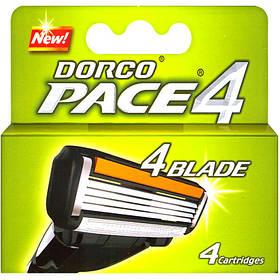 Картридж DORCO PACE4 (FRA 1040), 4 шт D0007