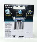 Сменные кассеты Gillette Mach3 Original (12 шт.) G0022, фото 4