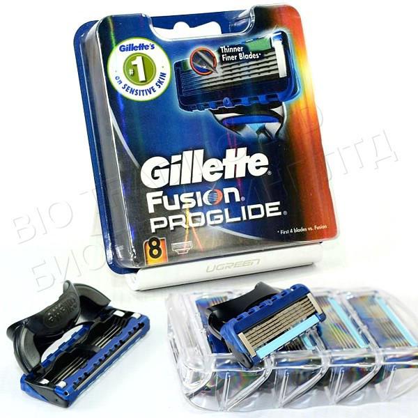 Змінні касети Gillette Fusion Proglide Original (8 шт) G0023