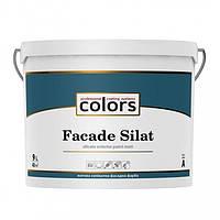 Colors facade Silat 9 л силікатна фасадна фарба