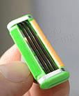 Сменные кассеты Gillette Mach3 Power Original (4 шт) G0028, фото 2