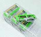 Сменные кассеты Gillette Mach3 Power Original (4 шт) G0028, фото 4