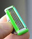 Сменные кассеты Gillette Mach3 Sensitive Original (4 шт) G0029, фото 2