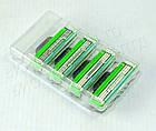 Сменные кассеты Gillette Mach3 Sensitive Original (4 шт) G0029, фото 4