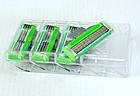 Сменные кассеты Gillette Mach3 Sensitive Original (4 шт) G0029, фото 5