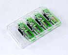 Сменные кассеты Gillette Mach3 Sensitive Original (4 шт) G0029, фото 6