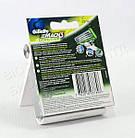 Сменные кассеты Gillette Mach3 Sensitive Original (4 шт) G0029, фото 8