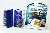 Сменные кассеты Schick Hydro 5 Connect (4+2 шт.) SC0014