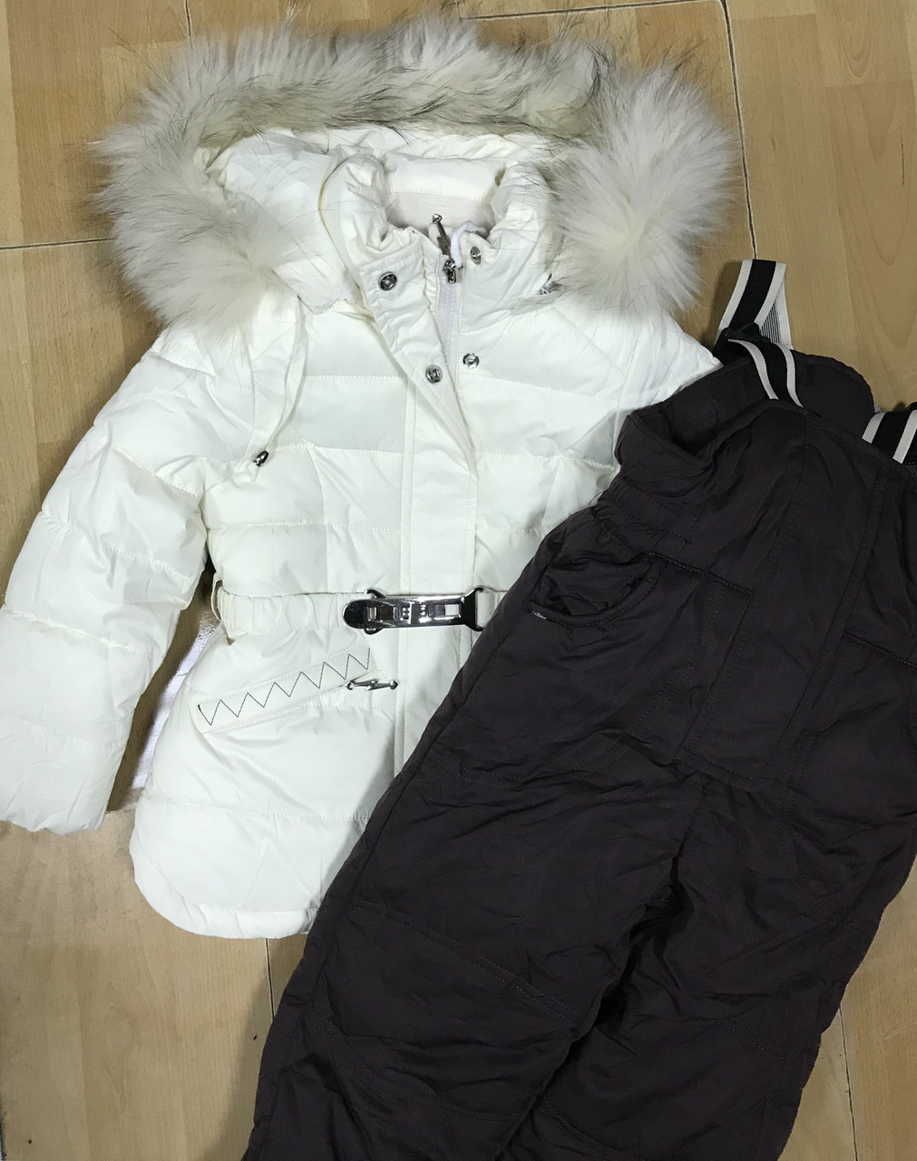 b810b973f8d434 Зимовий комбінезон для дівчинки - Одяг і взуття для дітей і підлітків в  Львове