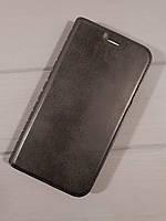 Чехол-книжка leather folio - для Samsung J250-чёрный, фото 1