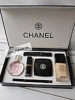 Подарочный набор Chanel 6 in 1 (Шанель 6 в 1)