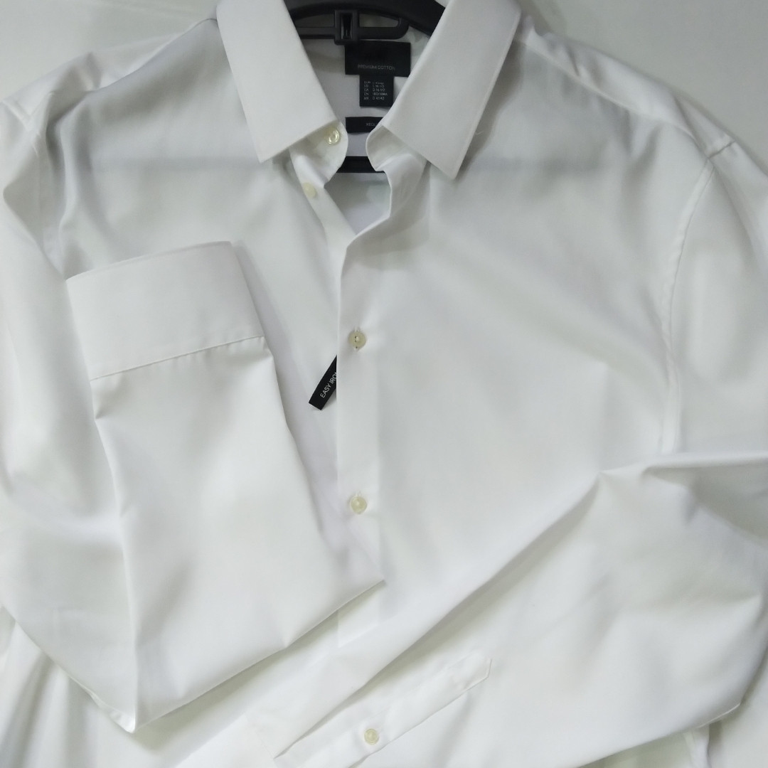 Мужская рубашка известного бренда H M - Магазин стоковой одежды seZon