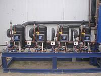 Комплект холодильного оборудования для камеры 400-600м.куб.амеры