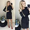 Платье с поясом / мадонна / Украина 26-146