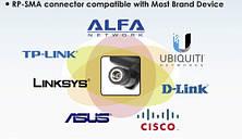 ALFA Network Wi-Fi антенна 5dBi, фото 2