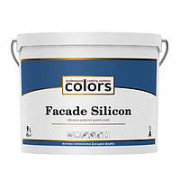Colors facade Silicon А 9 л силіконова фасадна фарба