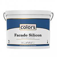 Colors facade Silicon З 9 л силіконова фасадна фарба