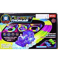 Меджик Трек светящийся с паровозиком Томас 72 детали