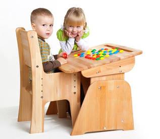 Детская мебель, парты