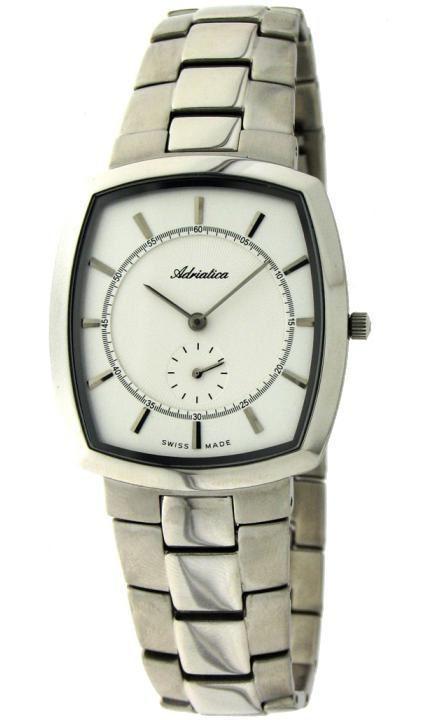 3f6994005b0d Мужские Часы Adriatica 1099.5113Q Серебристый () — в Категории