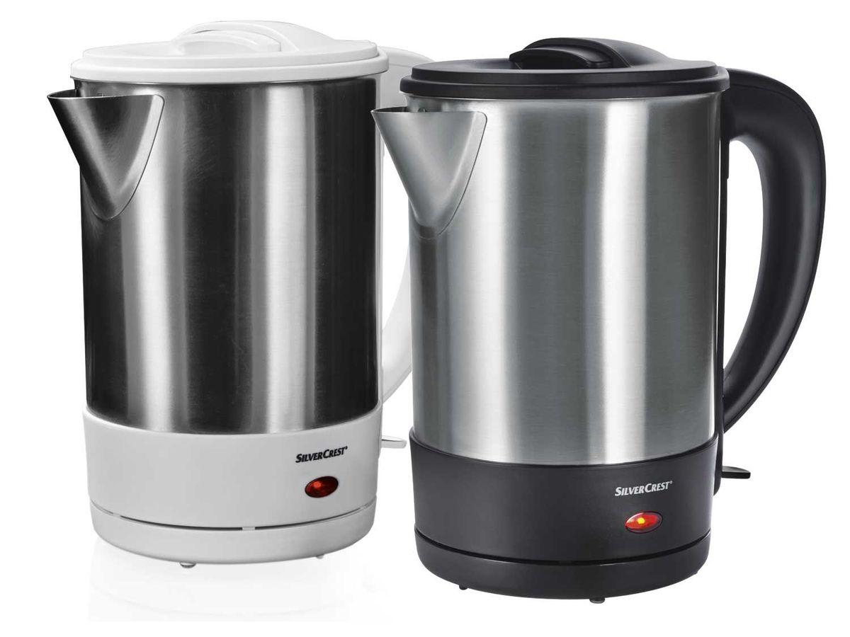 Чайник электрический  нержавейка SilverCrest 2200 Вт (Германия)
