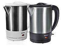 Чайник электрический  нержавейка SilverCrest 2200 Вт (Германия), фото 1