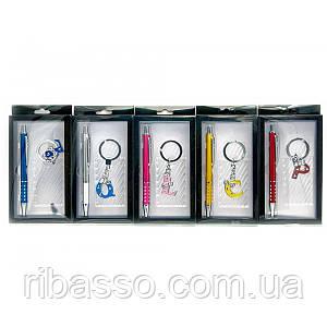 Ручка с брелоком набор 17,5х9х2 см 23665