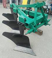 Плуг ПЛН-3-35 с углоснимом на высоких стойках, фото 1